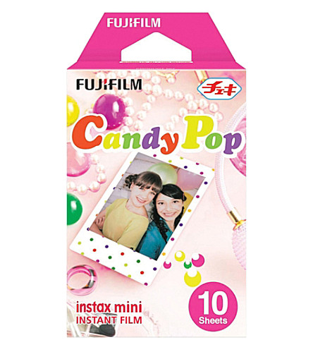 FUJIFILM FUJIFILM Instax® Mini Candy Pop Film