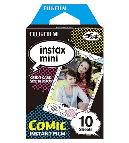 FUJIFILM FUJIFILM Instax® Mini Comic Film