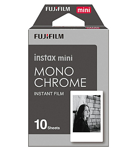 FUJIFILM FUJIFILM Instax® mini black & white film pack