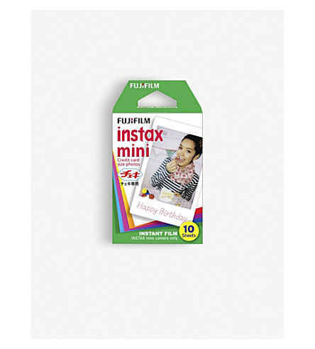 FUJI Instax Mini photo film twinpack