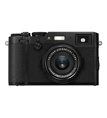 FUJIFILM X100F digital camera (Black
