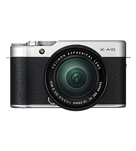 FUJI X-A10 & Af16-50mm Lens Camera Kit