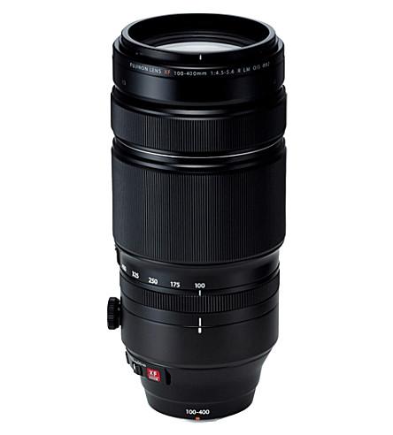 FUJI XF100-400 camera lens