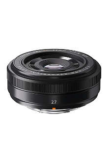 FUJI XF 27mm f/2.8 lens