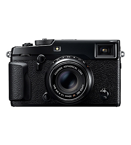 FUJIFILM X-pro 2 digital camera