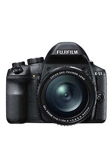 FUJI Fujifilm X-S1 premium bridge camera