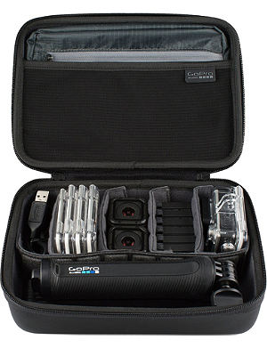 GOPRO Casey camera and accessory case