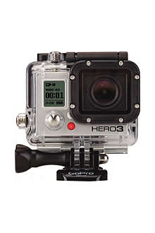 GOPRO HERO3: Black Edition waterproof action camera