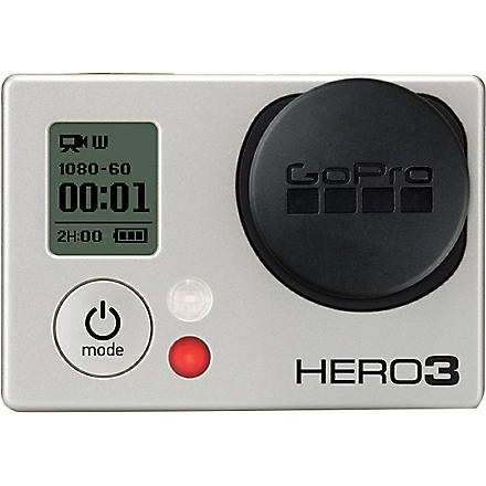 GOPRO HERO3 Caps and Doors protective covers