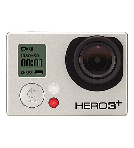 GOPRO HERO3+ Black Edition camera