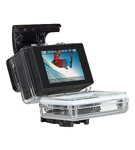 GOPRO LCD Touch BacPac display