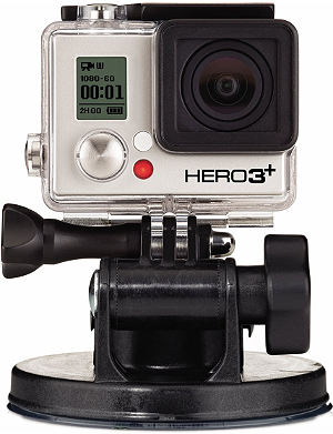 GOPRO Camera suction cup