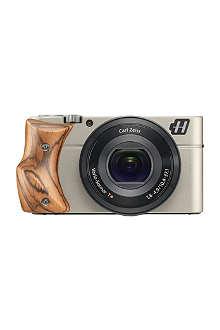 HASSELBLAD Stellar Zebra Wood compact camera