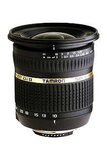 TAMRON 10-24mm f3.5 lens for Nikon