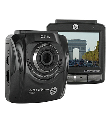 HEWLETT-PACKARD F-500g In-car camcorder