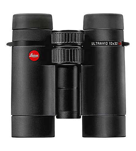 LEICA Ultravid 10x32 HD Plus binoculars