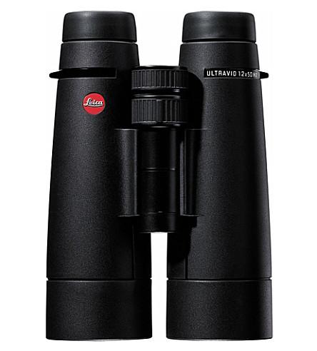 LEICA Ultravid 12x50 BR HD binoculars