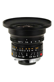 LEICA Super-ELMAR-M 18mm camera lens