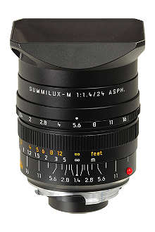LEICA Summilux-M 24mm camera lens