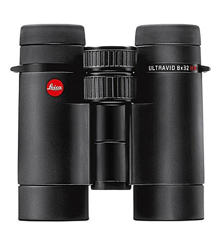 LEICA Ultravid 8x32 HD Plus binoculars