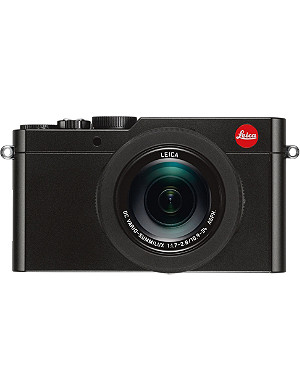 LEICA D-lux type 109 camera and canvas bag