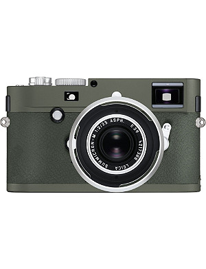 LEICA M-P Safari digital camera and lens set
