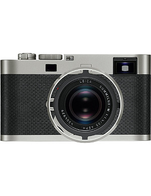 LEICA Leica m limited edition 60 analogue camera and lens set