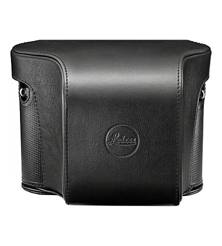 LEICA Q leather ever-ready camera case