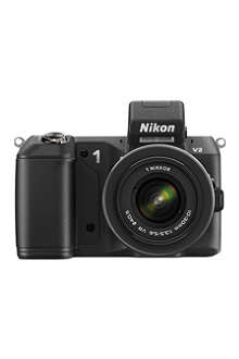 NIKON Nikon 1 V2 compact digital with 10-30mm lens kit