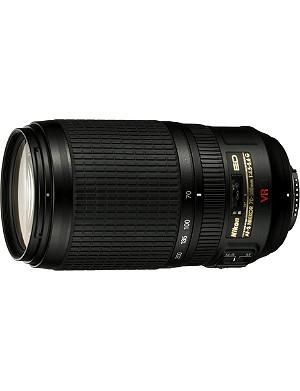 NIKON AF-S VR Nikkor 70-300mm f/4.5-5.6G IF-ED Lens