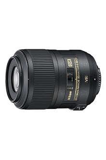 NIKON AF 85mm Micro DX lens
