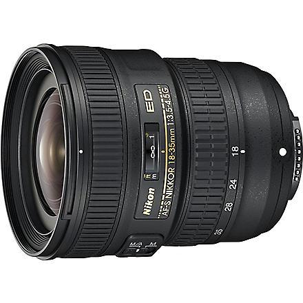 NIKON AF-S G 35mm f/1.8 lens