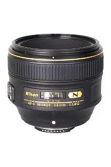 NIKON AF-S 58mm f/1.4 lens