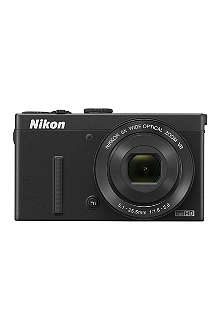 NIKON COOLPIX P340 compact digital camera black