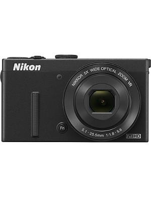 NIKON COOLPIX P340 compact digital camera black