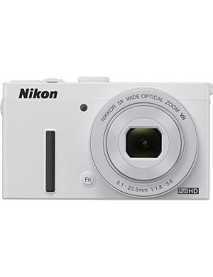 NIKON COOLPIX P340 compact digital camera white