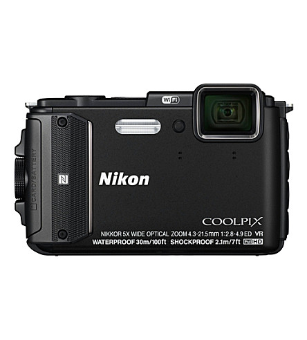 NIKON Nikon coolpix aw130 outdoor camera