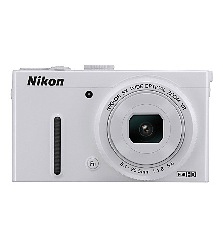 NIKON COOLPIX P330 compact digital camera