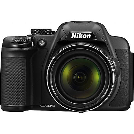 NIKON COOLPIX P520 compact digital camera