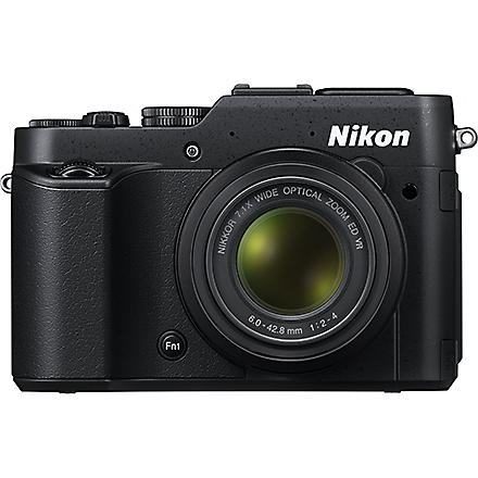 NIKON CoolPix P7800 12mp compact digital camera