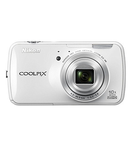 NIKON COOLPIX S800c Android digital camera