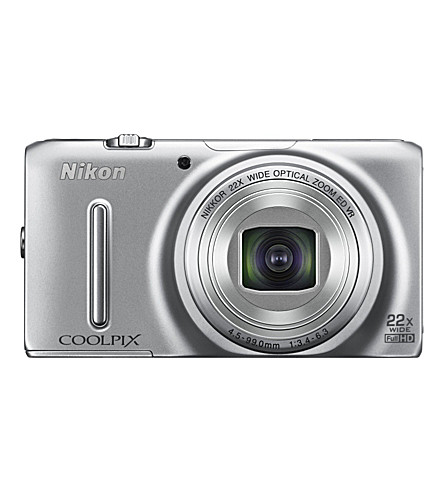NIKON COOLPIX S9500 compact digital camera