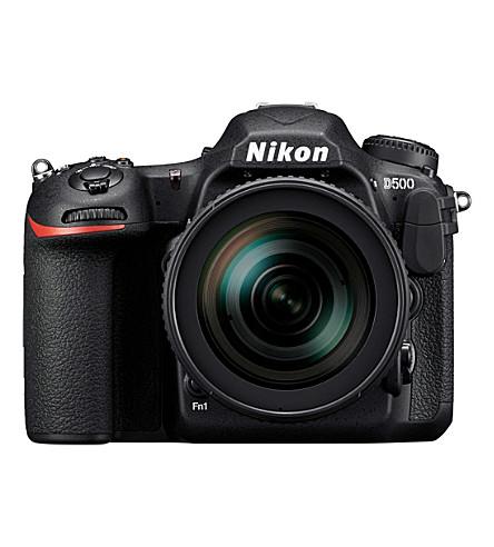 NIKON D500 数码单反相机