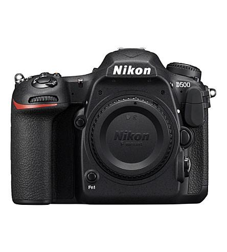 NIKON D500 DSLR WiFi Camera