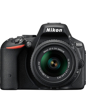 NIKON Nikon d5500 and af 18-55mm lens