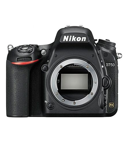 NIKON D750 单反相机机身