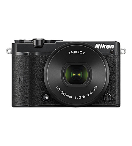 NIKON 1 J5 digital camera with 10-30mm lens