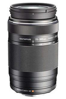 OLYMPUS 75-300mm lens