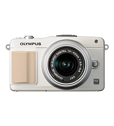 OLYMPUS E-PM2 digital camera with 14-42mm lens kit