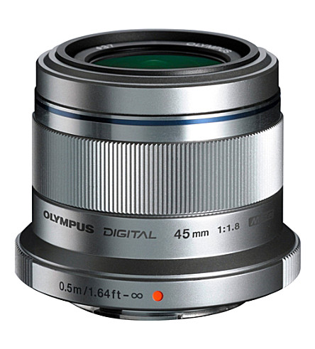 OLYMPUS 45mm 1:1.8 lens